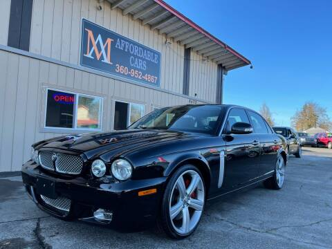 2008 Jaguar XJ-Series for sale at M & A Affordable Cars in Vancouver WA