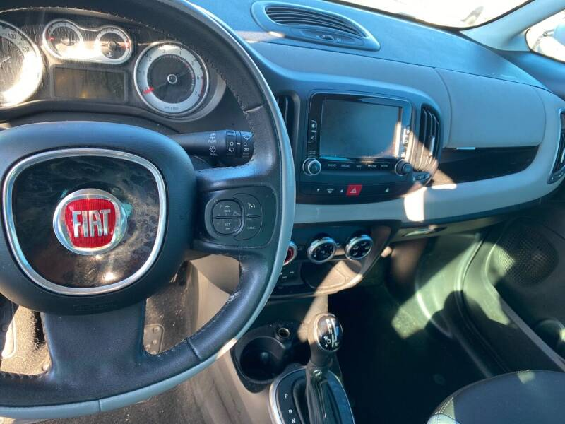 2014 FIAT 500L Easy 4dr Hatchback - Oklahoma City OK