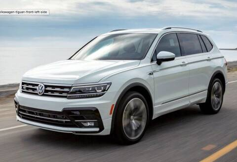 2021 Volkswagen Tiguan for sale at Diamante Leasing in Brooklyn NY