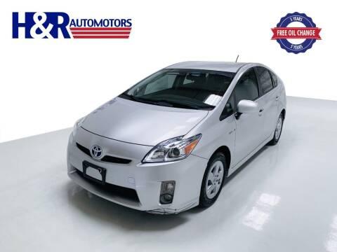2011 Toyota Prius for sale at H&R Auto Motors in San Antonio TX