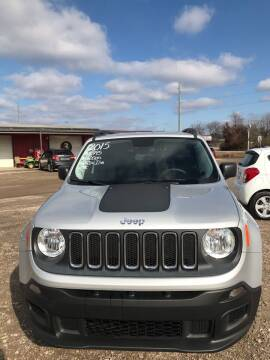 2015 Jeep Renegade for sale at CAR CORNER in Van Buren AR