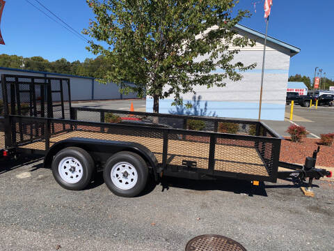 2021 Trailers 7x14 for sale at Big Daddy's Auto in Winston-Salem NC