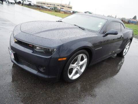 2015 Chevrolet Camaro for sale at Karmart in Burlington WA