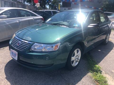2007 Saturn Ion for sale at GARET MOTORS in Maspeth NY