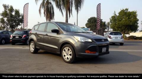 2016 Ford Escape for sale at Westland Auto Sales in Fresno CA