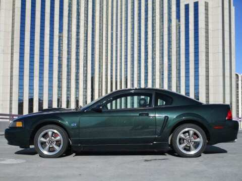 2001 Ford Mustang for sale at Sierra Classics & Imports in Reno NV