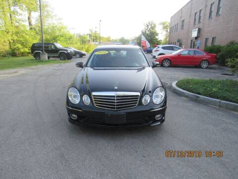 2009 Mercedes-Benz E-Class for sale at Heritage Truck and Auto Inc. in Londonderry NH