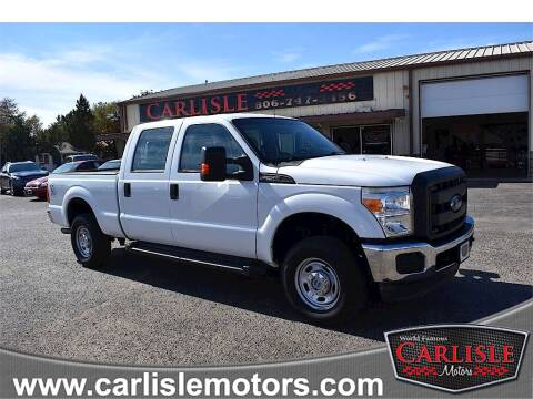 2014 Ford F-250 Super Duty for sale at Carlisle Motors in Lubbock TX