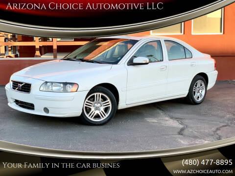 2007 Volvo S60 for sale at Arizona Choice Automotive LLC in Mesa AZ