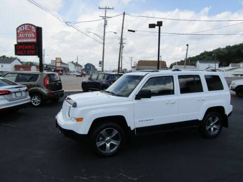 2016 Jeep Patriot for sale at Joe's Preowned Autos 2 in Wellsburg WV
