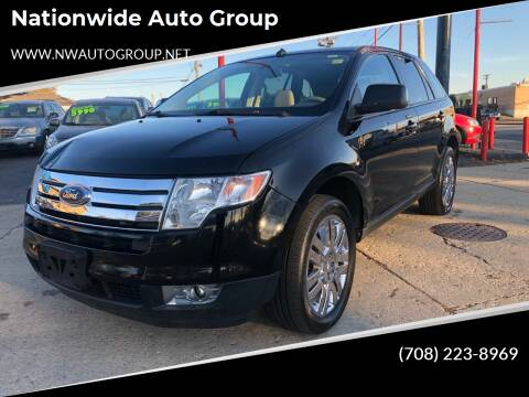 2007 Ford Edge for sale at Nationwide Auto Group in Melrose Park IL