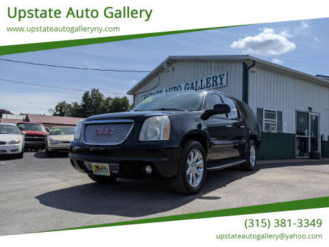 2010 GMC Yukon XL for sale at Upstate Auto Gallery in Westmoreland NY