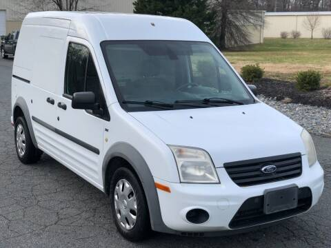 2013 Ford Transit Connect for sale at ECONO AUTO INC in Spotsylvania VA