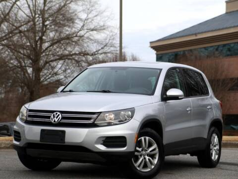 2012 Volkswagen Tiguan for sale at Carma Auto Group in Duluth GA