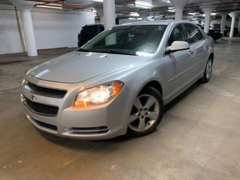 2012 Chevrolet Malibu for sale at EUROPEAN AUTO EXPO in Lodi NJ