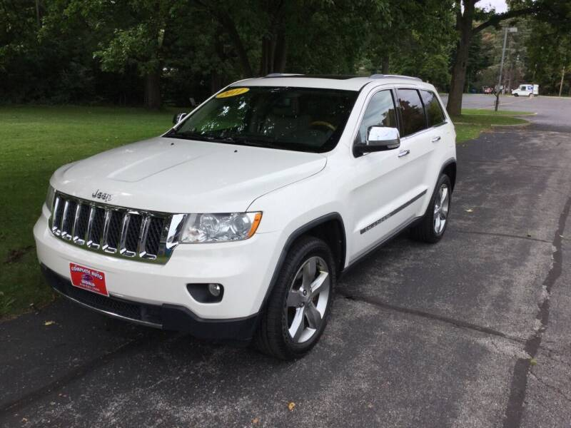 2011 Jeep Grand Cherokee for sale at Complete Auto World in Toledo OH