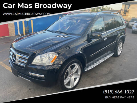 2011 Mercedes-Benz GL-Class for sale at Car Mas Broadway in Crest Hill IL