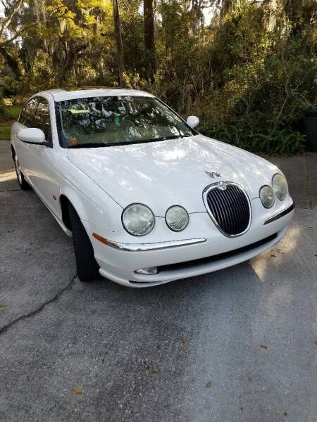 2003 Jaguar S-Type for sale at Nort Northam Collection in Winter Park FL