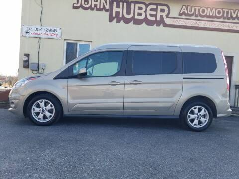 2016 Ford Transit Connect Wagon for sale at John Huber Automotive LLC in New Holland PA