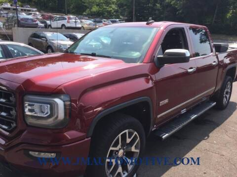 2016 GMC Sierra 1500 for sale at J & M Automotive in Naugatuck CT