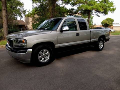 2000 GMC Sierra 1500 for sale at Affordable Auto Spot in Houston TX