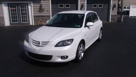 2006 Mazda MAZDA3 for sale at American Auto Group, LLC in Hanover PA