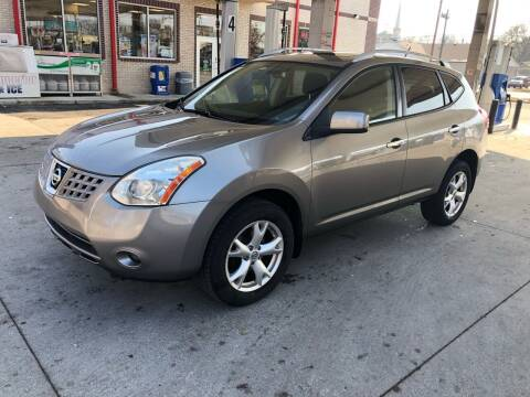 2010 Nissan Rogue for sale at JE Auto Sales LLC in Indianapolis IN