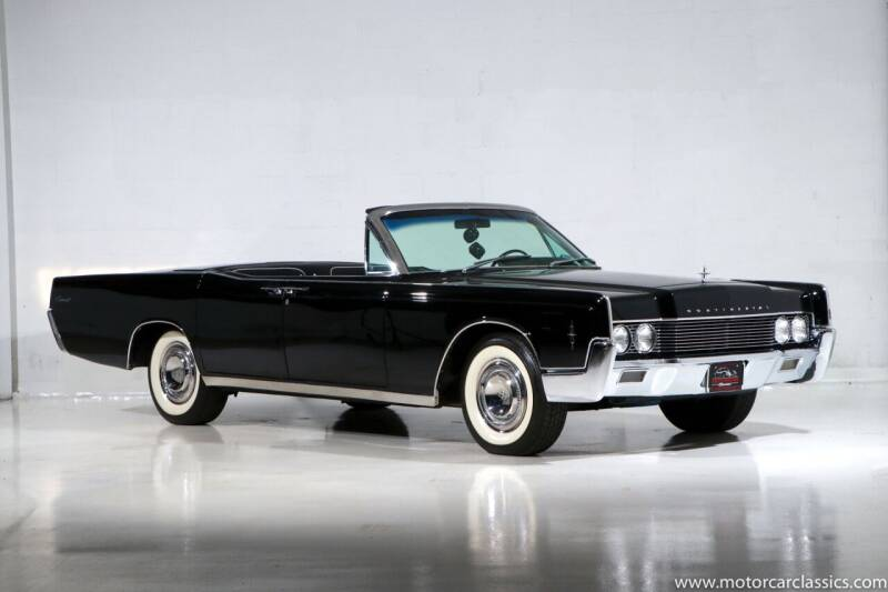 1966 Lincoln Continental for sale at Motorcar Classics in Farmingdale NY