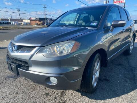 2008 Acura RDX for sale at MFT Auction in Lodi NJ