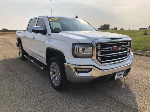 2018 GMC Sierra 1500 for sale at Alan Browne Chevy in Genoa IL