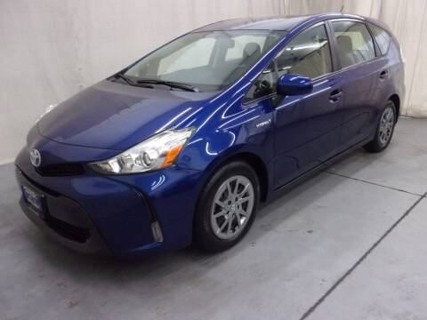 2017 Toyota Prius v for sale at Paquet Auto Sales in Madison OH