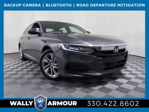 2019 Honda Accord for sale at Wally Armour Chrysler Dodge Jeep Ram in Alliance OH