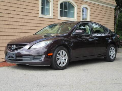 2009 Mazda MAZDA6 for sale at Car and Truck Exchange, Inc. in Rowley MA