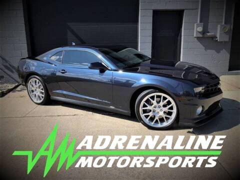 2013 Chevrolet Camaro for sale at Adrenaline Motorsports Inc. in Saginaw MI