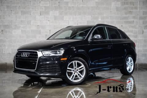 2018 Audi Q3 for sale at J-Rus Inc. in Macomb MI