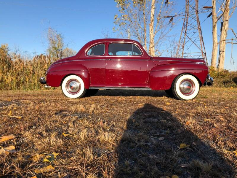 1941 Mercury Eight  - West Seneca NY