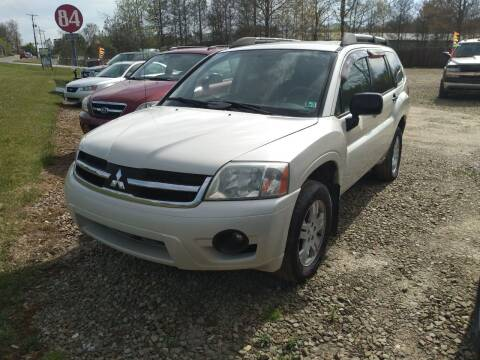 2007 Mitsubishi Endeavor for sale at Seneca Motors, Inc. (Seneca PA) in Seneca PA
