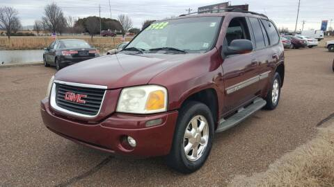 2003 GMC Envoy for sale at The Auto Toy Store in Robinsonville MS