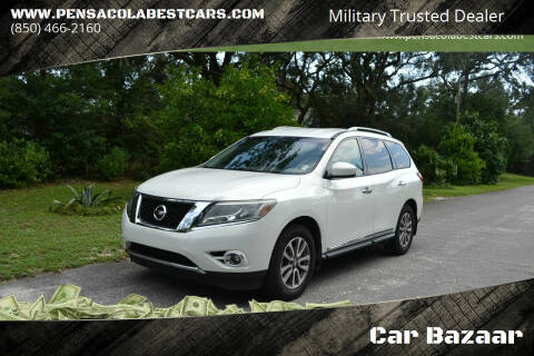 2014 Nissan Pathfinder for sale at Car Bazaar in Pensacola FL