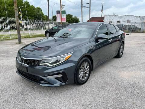 2020 Kia Optima for sale at Saipan Auto Sales in Houston TX