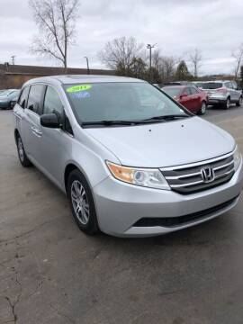 2011 Honda Odyssey for sale at Newcombs Auto Sales in Auburn Hills MI