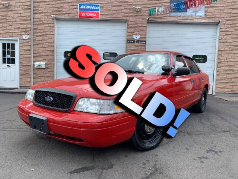 2008 Ford Crown Victoria for sale at West Haven Auto Sales in West Haven CT