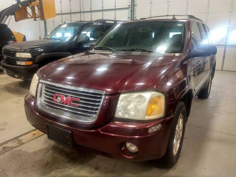 2007 GMC Envoy for sale at RDJ Auto Sales in Kerkhoven MN