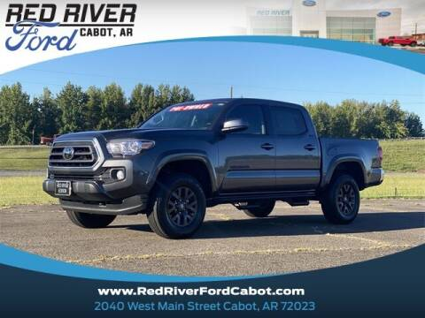2021 Toyota Tacoma for sale at RED RIVER DODGE - Red River of Cabot in Cabot, AR