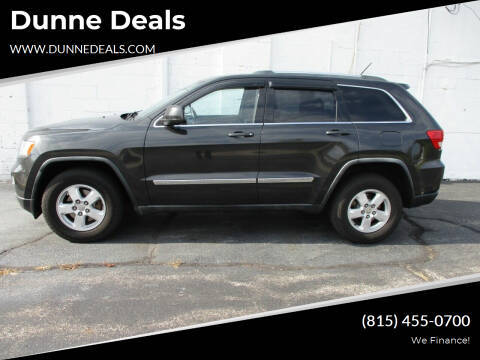 2011 Jeep Grand Cherokee for sale at Dunne Deals in Crystal Lake IL