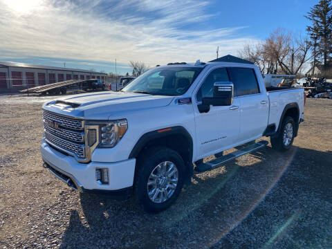2020 GMC Sierra 3500HD for sale at Truck Buyers in Magrath AB