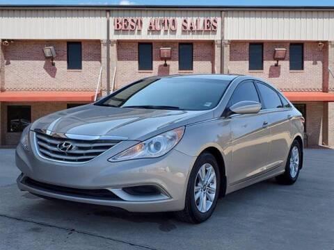 2011 Hyundai Sonata for sale at Best Auto Sales LLC in Auburn AL