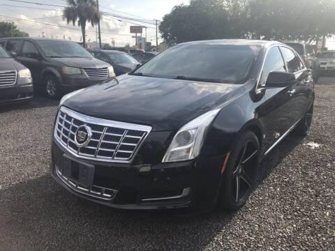 2015 Cadillac XTS Pro for sale at Lamar Auto Sales in North Charleston SC