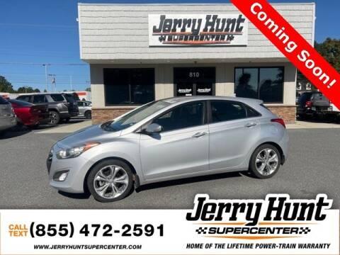 2014 Hyundai Elantra GT for sale at Jerry Hunt Supercenter in Lexington NC