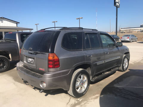 2005 GMC Envoy for sale at Lannys Autos in Winterset IA